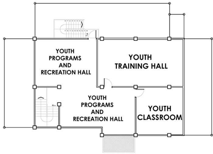 Daraga Philippines  city photos : Help Fund Community Centers in Daraga Philippines | Floor Plan View ...