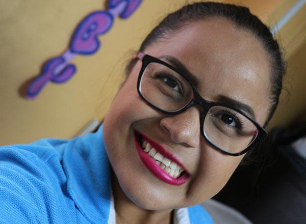 Gabriela Castillo, Community Center Assistant, Guayaquil, Ecuador
