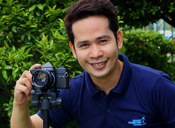 Anthony Lorcha, Bicol region, Philippines