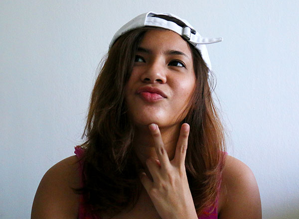 Pauline Paguia, Manila, Philippines