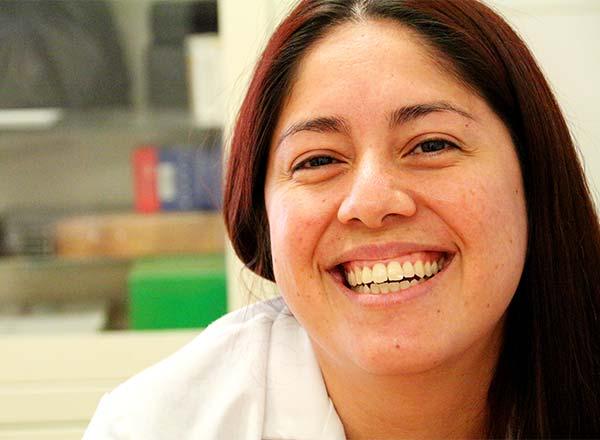 CI Mexico doctor Jessica Valdez smiles big for the camera