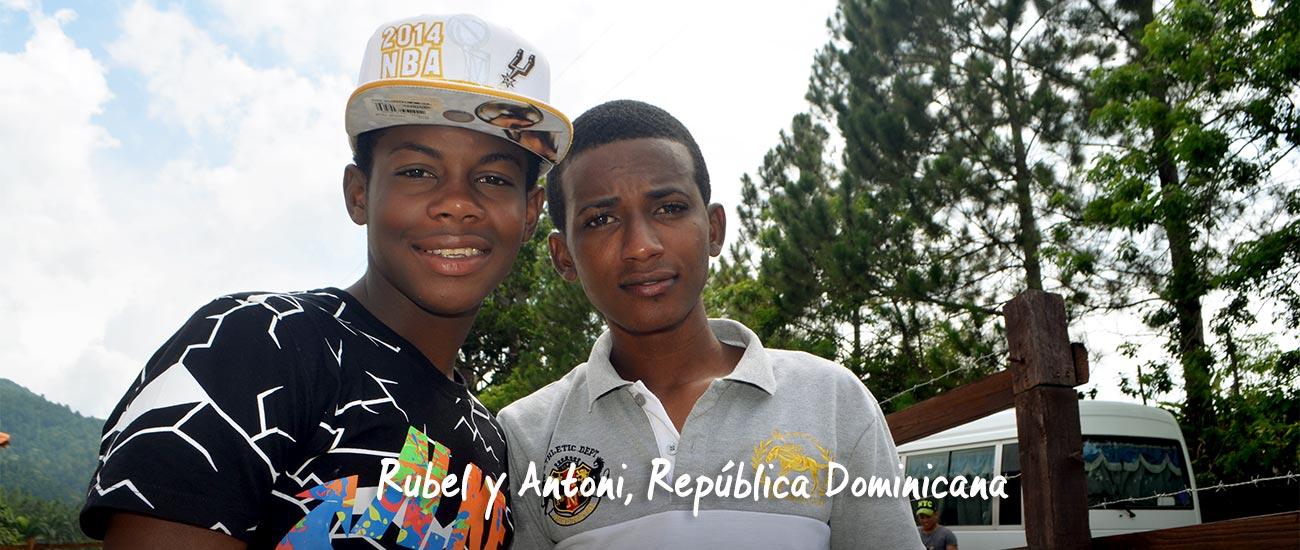 Retrato de Rubel y Antoni