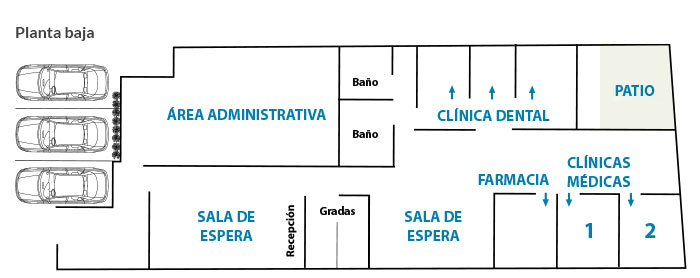 Ayude a financiar centros comunitarios en la esperanza - Planos de clinicas dentales ...