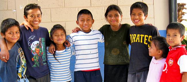 Tierra Nueva children