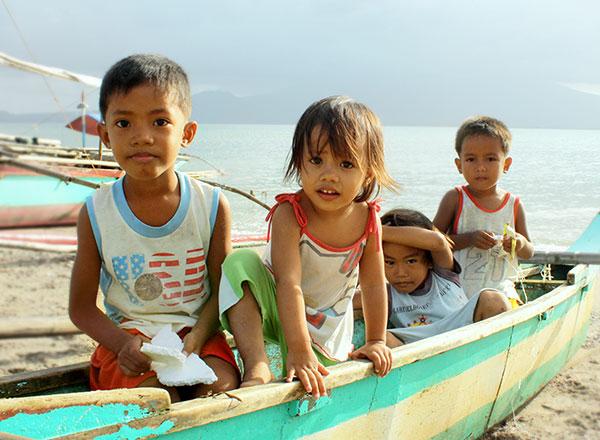 Welcome sponsorship's newest addition: Bicol | Children