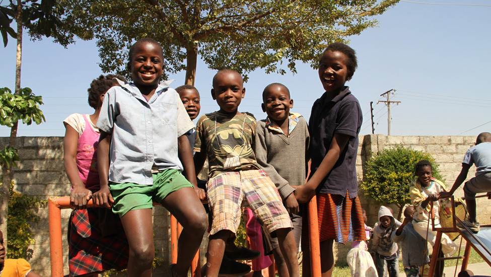 Sponsor A Child In Zambia Africa Children International