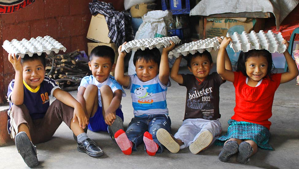 Sponsor A Child In Guatemala Children International