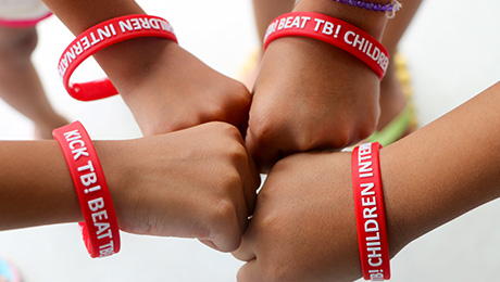 Tuberculosis: The Kick TB campaign encourages people to get tested