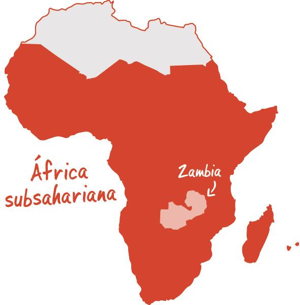 África Subsahara