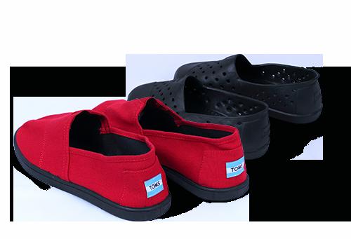 toms shoes children international global partner organization