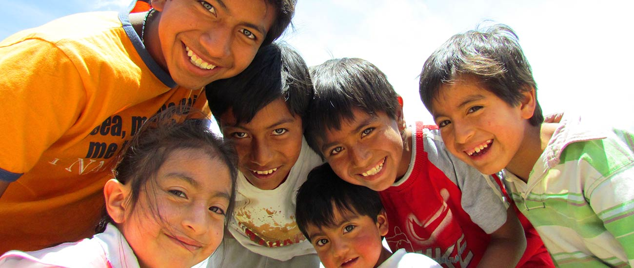 A Foundation of Hope - The Story of the Andes Childrens Foundation