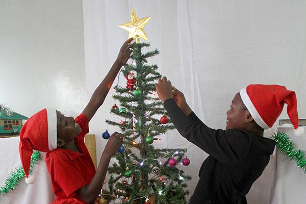 Adopt A Child Christmas Kansas City