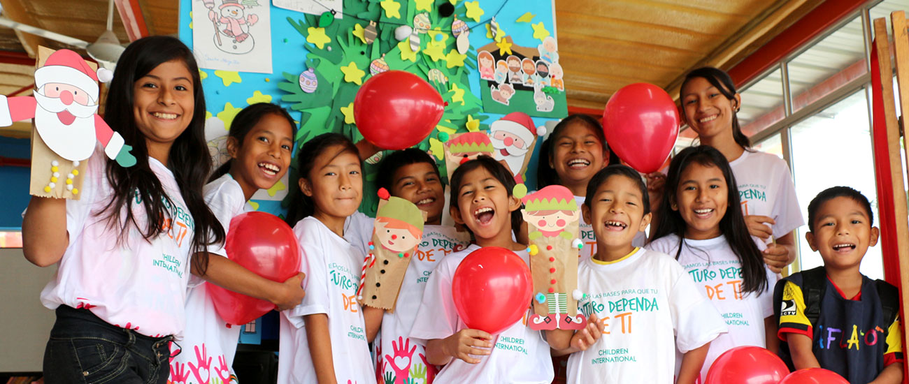 Donate Gifts To Kids For Christmas For International Kids