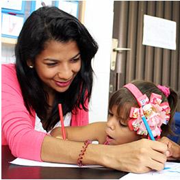 For me, Children International is a door to success.