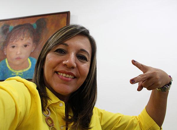 Patricia Calderón, Barranquilla, Colombia