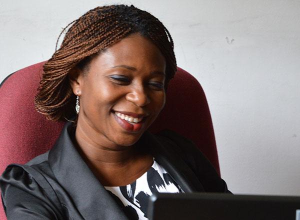 Audrey Hamayanda, Lusaka, Zambia