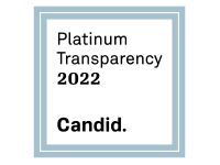 GuideStar Platinum Seal of Transparency 2017