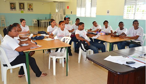 Tutoring classroom