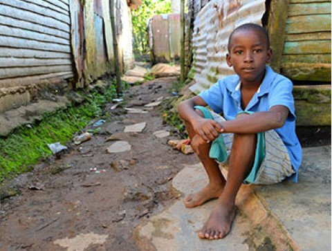 Children International -  Areas were we work - Dominican Republic