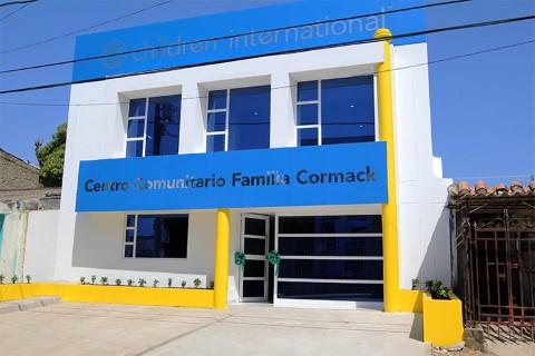 Cormack Family Community Center