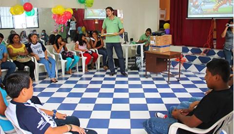 Youth training center