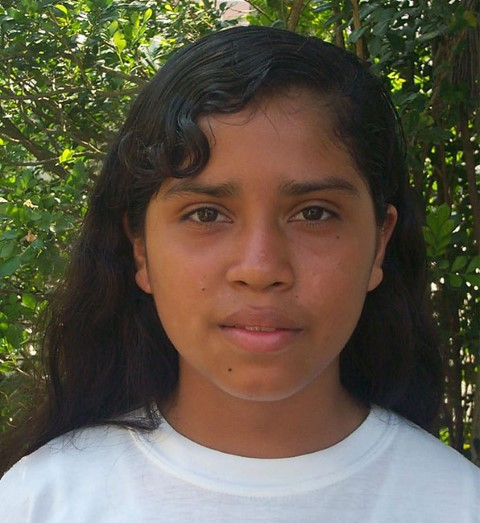 Former CI-sponsored child Johanny at age 12