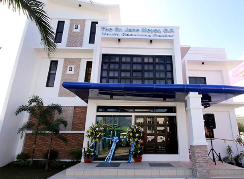 Children International's newest youth resource center in the Philippines.