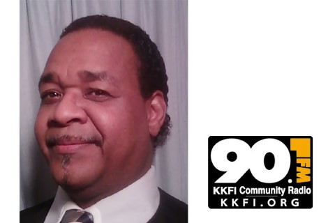 Larry J has a long history with KKFI being one of the earliest on-air programmers.