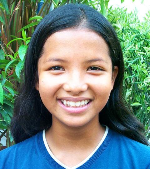 Katalina's 2003 CI photo