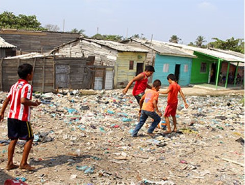 Children International - Areas where we work - Colombia