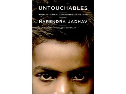 Untouchables book cover