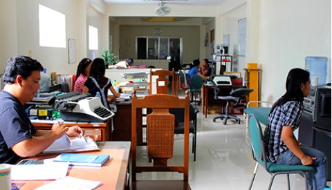 Staff Offices