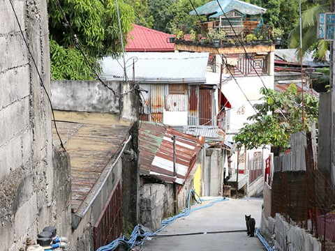 Economic and infrastructure gaps remain large in the Philippines.
