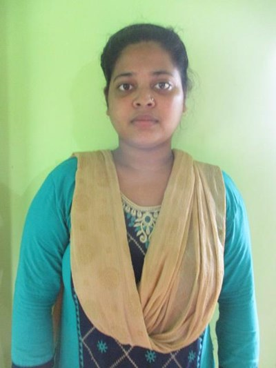 Help Silpa by becoming a child sponsor. Sponsoring a child is a rewarding and heartwarming experience.