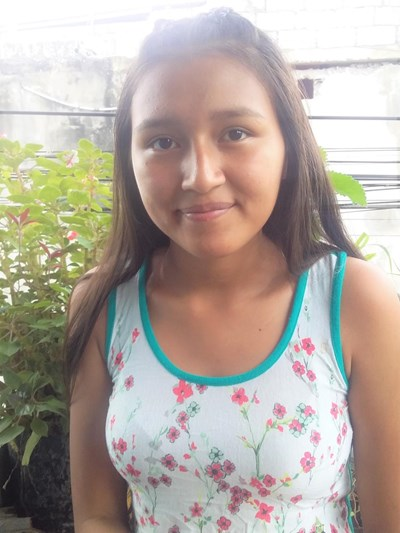 Help Brenda Mercedes by becoming a child sponsor. Sponsoring a child is a rewarding and heartwarming experience.