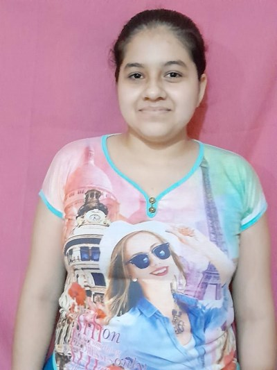 Help Maria Belen by becoming a child sponsor. Sponsoring a child is a rewarding and heartwarming experience.