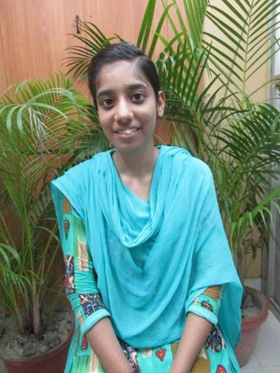 Help Sahna by becoming a child sponsor. Sponsoring a child is a rewarding and heartwarming experience.