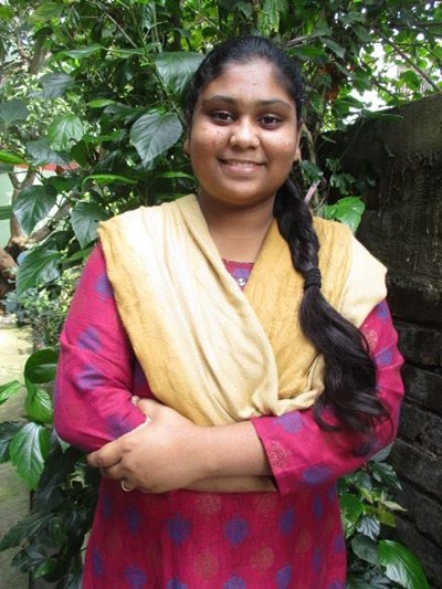 Help Priya by becoming a child sponsor. Sponsoring a child is a rewarding and heartwarming experience.
