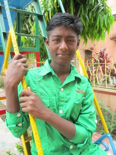 Help Md. Anish by becoming a child sponsor. Sponsoring a child is a rewarding and heartwarming experience.