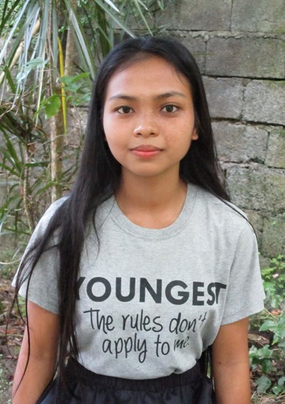 Help Bea May B. by becoming a child sponsor. Sponsoring a child is a rewarding and heartwarming experience.