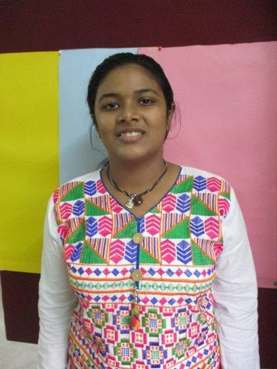Help Mahima by becoming a child sponsor. Sponsoring a child is a rewarding and heartwarming experience.