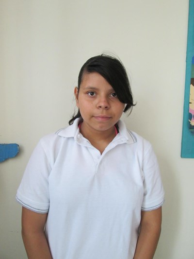 Help Yoana Acacitli by becoming a child sponsor. Sponsoring a child is a rewarding and heartwarming experience.