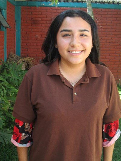 Help Alondra Marisela by becoming a child sponsor. Sponsoring a child is a rewarding and heartwarming experience.