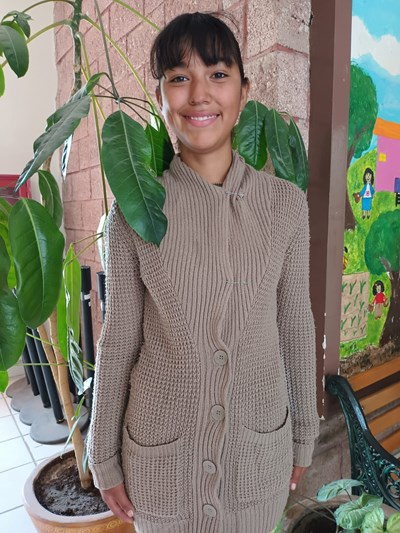 Help Miriam Berenice by becoming a child sponsor. Sponsoring a child is a rewarding and heartwarming experience.