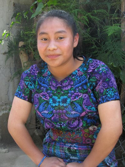 Help Angela Dinora by becoming a child sponsor. Sponsoring a child is a rewarding and heartwarming experience.