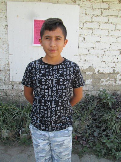 Help Cristofer Alfredo by becoming a child sponsor. Sponsoring a child is a rewarding and heartwarming experience.