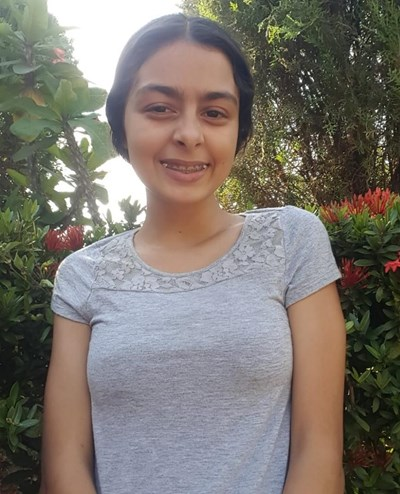 Help Kimberly Gabriela by becoming a child sponsor. Sponsoring a child is a rewarding and heartwarming experience.