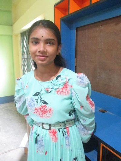 Help Ananya by becoming a child sponsor. Sponsoring a child is a rewarding and heartwarming experience.