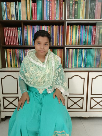 Help Aysha by becoming a child sponsor. Sponsoring a child is a rewarding and heartwarming experience.