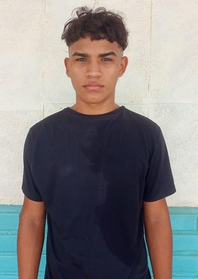 Help Leiner Andres by becoming a child sponsor. Sponsoring a child is a rewarding and heartwarming experience.
